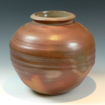 Robert Sanderson - Large wood fired Tsubo pot